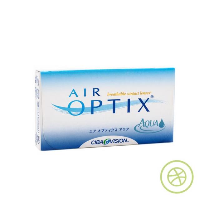 Air Optix Aqua 每月即棄隱形眼鏡