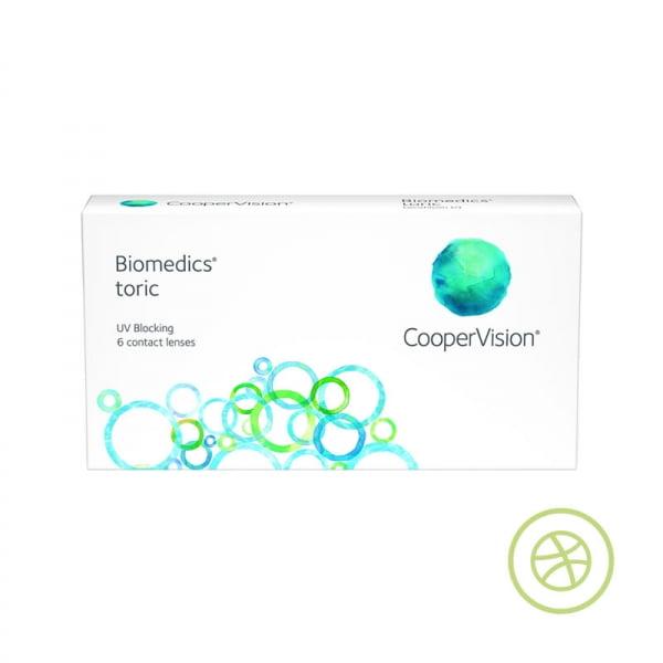 Biomedics toric 每月即棄散光隱形眼鏡