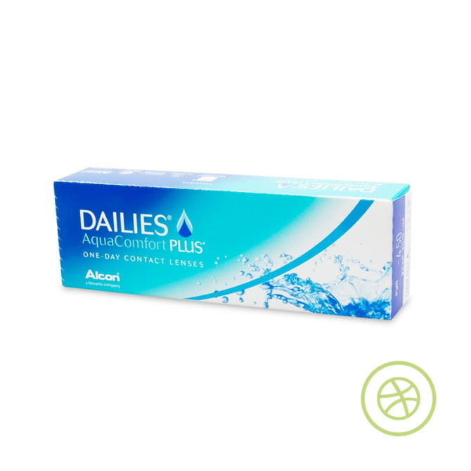 Alcon DAILIES AquaComfort Plus 隱形眼鏡