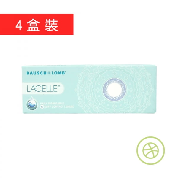 Lacelle 1-Day (4 Boxes)