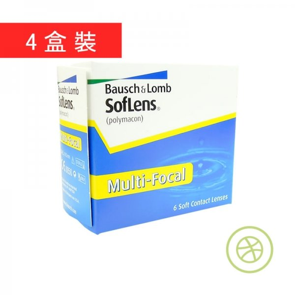 SofLens Multi-Focal (4 Boxes)