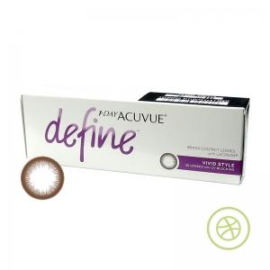 Acuvue Define Vivid Style 特價限售