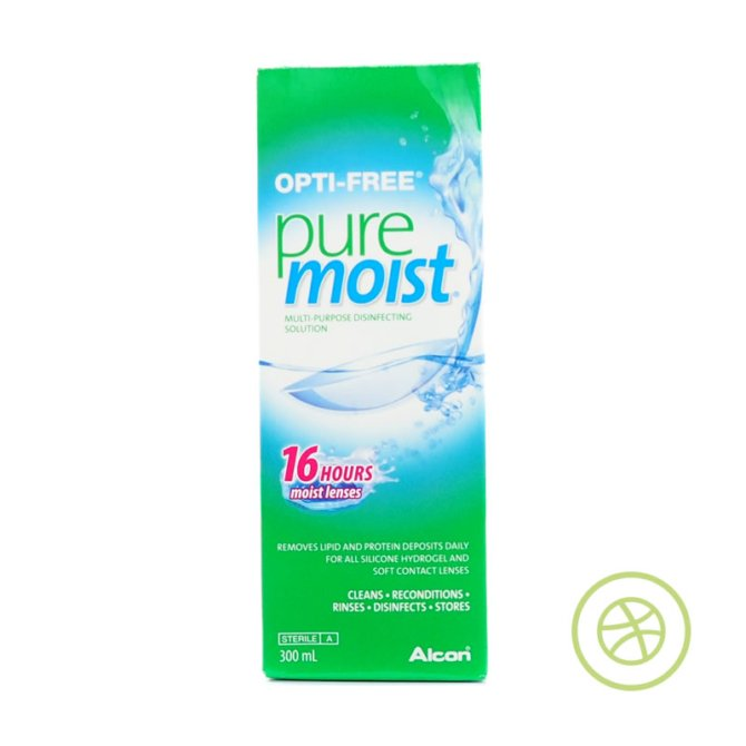 ALCON OPTIO-FREE Pure Moist