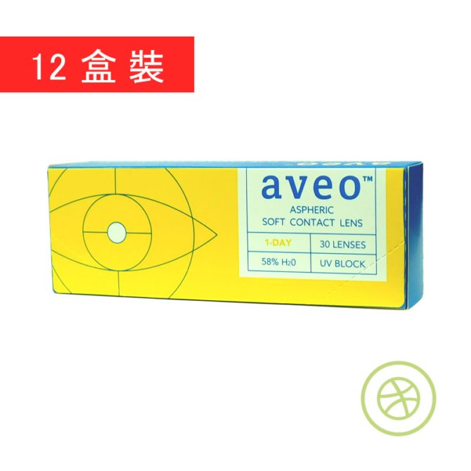 aveo 1 day (12 Boxes)