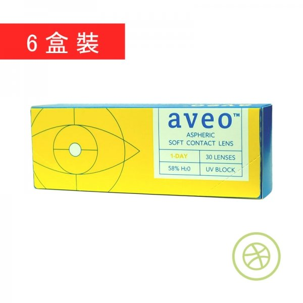 aveo 1 day (6 Boxes)