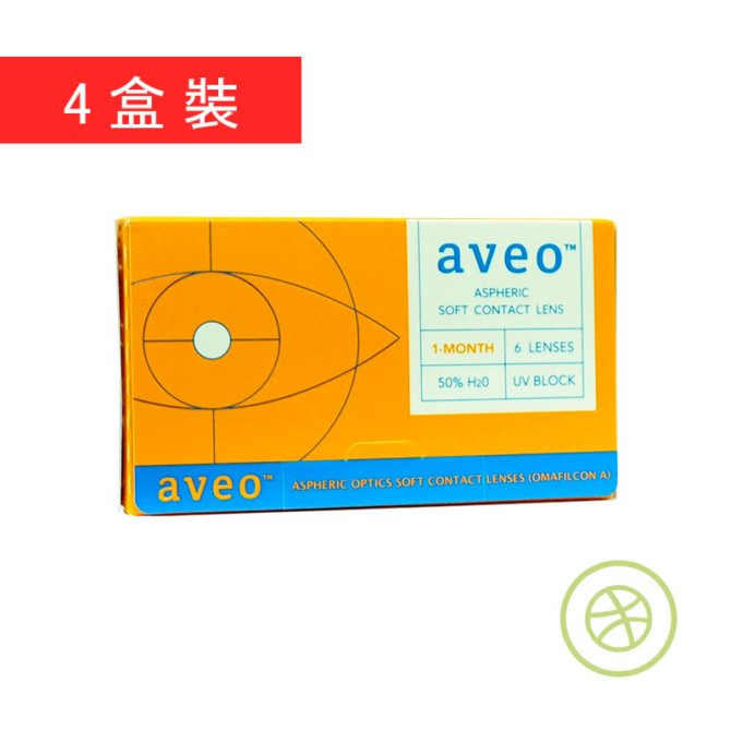 aveo 1 month (4 Boxes)