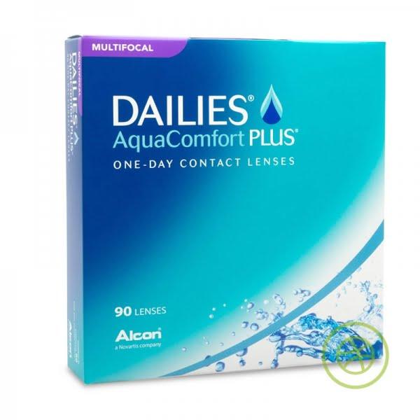 Alcon DAILIES AquaComfort Plus Multifocal 90 Pack