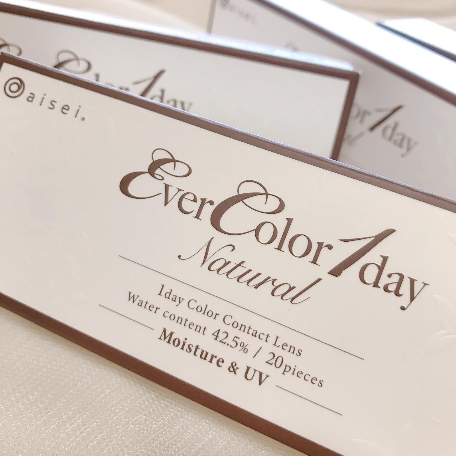 Ever Color 1 Day Natural